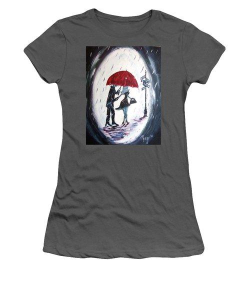 The Gentleman Women's T-Shirt (Junior Cut) by Roxy Rich