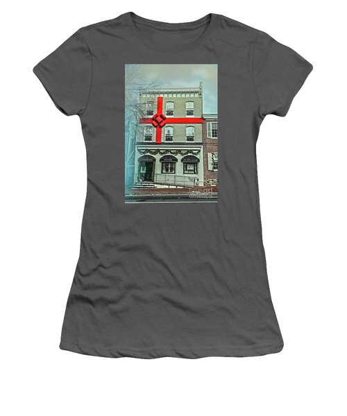 The Gift Of Jewelry And Art Women's T-Shirt (Athletic Fit)