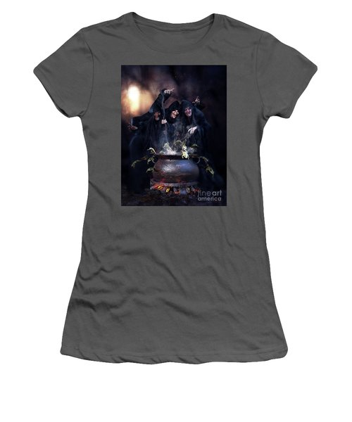 The Great Escape Women's T-Shirt (Athletic Fit)