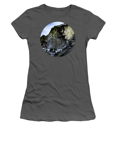 The Great Wall Women's T-Shirt (Junior Cut) by Adam Morsa