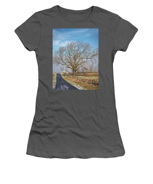 Women's T-Shirt (Athletic Fit) featuring the photograph The Guardian by Jeremy Lavender Photography