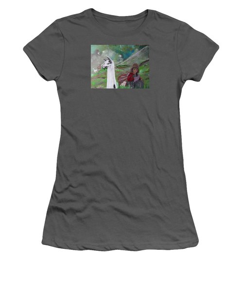 The Guardians Women's T-Shirt (Athletic Fit)
