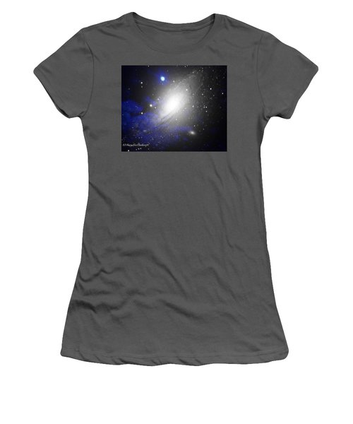 The Heavens Women's T-Shirt (Junior Cut) by MaryLee Parker
