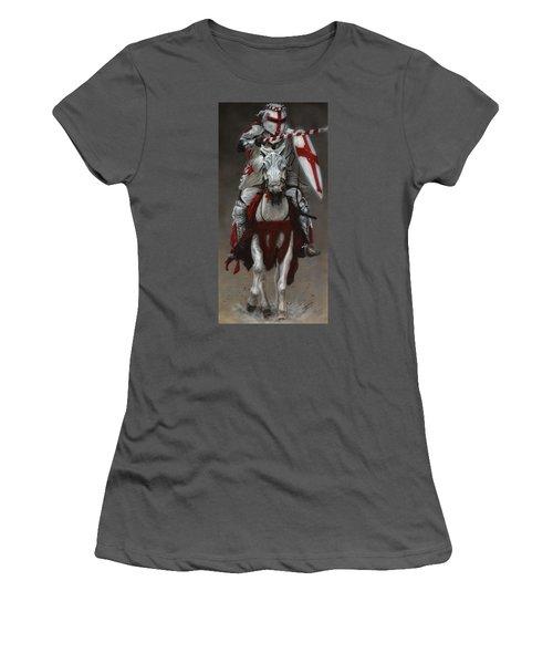 The Joust Women's T-Shirt (Athletic Fit)