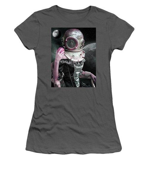 The Last Eve  Women's T-Shirt (Junior Cut) by Mihaela Pater