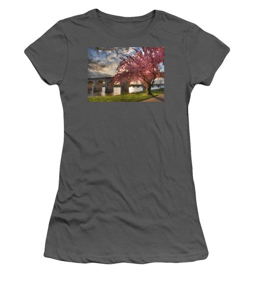The Last Glimmer Women's T-Shirt (Athletic Fit)