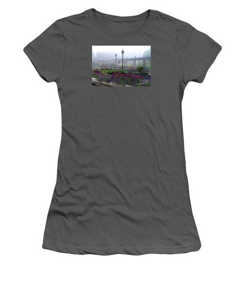 The Magic Garden Women's T-Shirt (Junior Cut) by Susan  Dimitrakopoulos