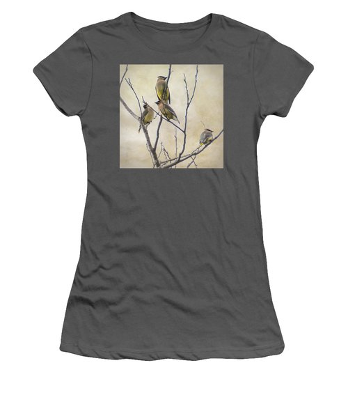 The Meeting Women's T-Shirt (Athletic Fit)