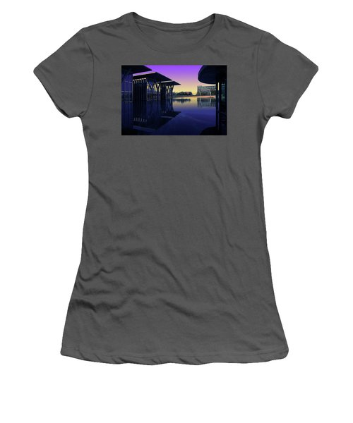 The Modern, Fort Worth, Tx Women's T-Shirt (Athletic Fit)