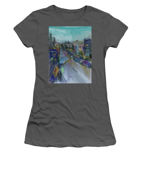 The Neighborhood Women's T-Shirt (Athletic Fit)