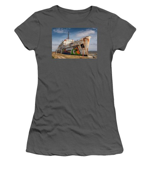 Women's T-Shirt (Junior Cut) featuring the photograph The Old Duke by Adrian Evans