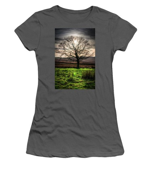 The One Tree Women's T-Shirt (Athletic Fit)