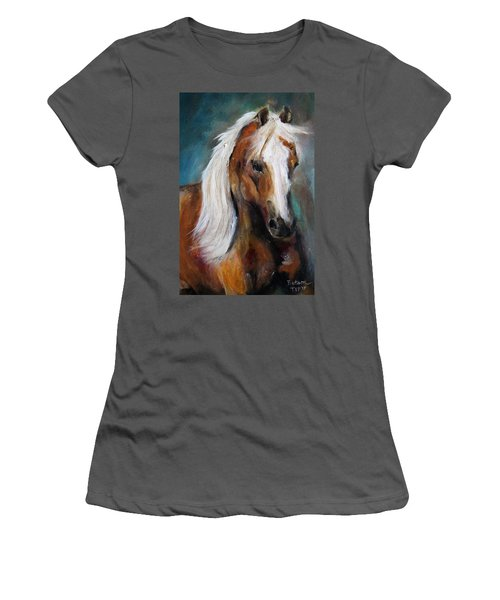 The Palomino I Women's T-Shirt (Athletic Fit)