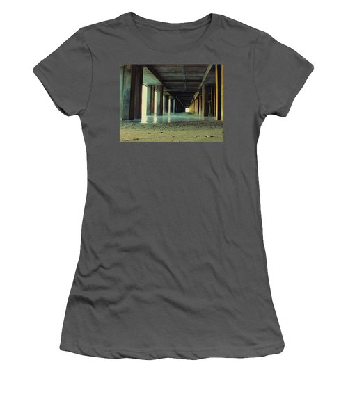 The Pier Women's T-Shirt (Athletic Fit)