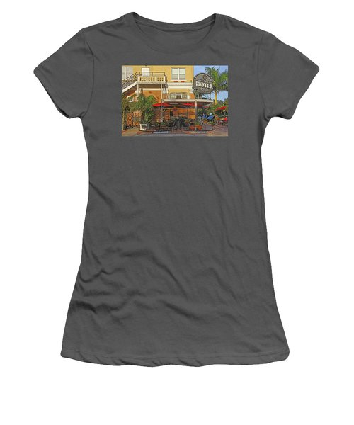 The Ponce De Leon Hotel Women's T-Shirt (Athletic Fit)
