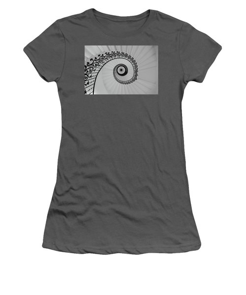 Women's T-Shirt (Athletic Fit) featuring the photograph The Queens House by David Chandler