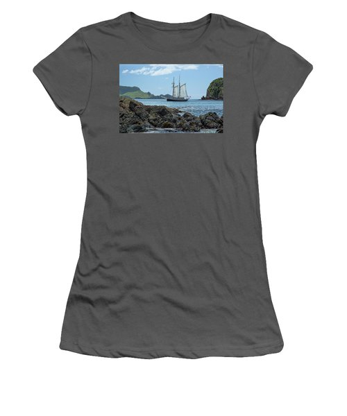 The R Tucker Thompson Women's T-Shirt (Athletic Fit)