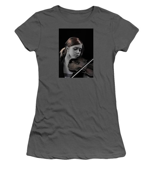 The Recital Women's T-Shirt (Athletic Fit)