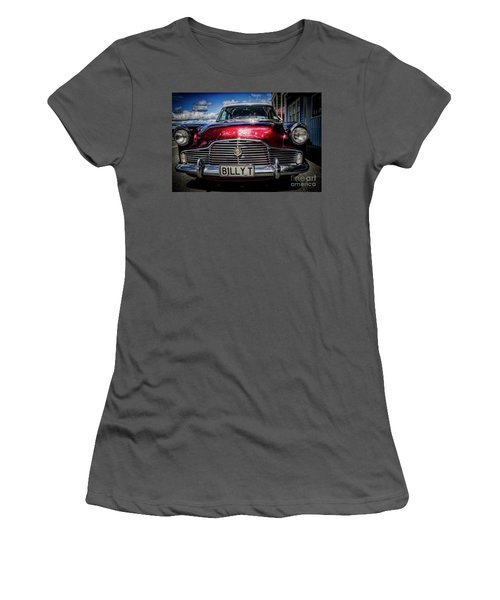 The Red Zephyr Women's T-Shirt (Athletic Fit)