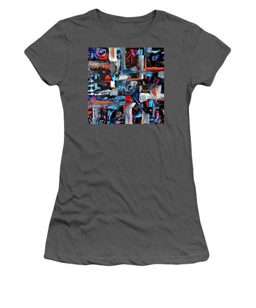 The Reprieve Women's T-Shirt (Athletic Fit)