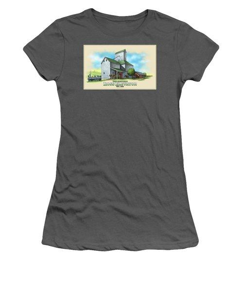 The Ross Elevator Women's T-Shirt (Junior Cut) by Scott Ross