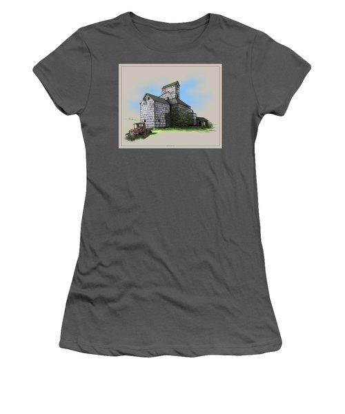 The Ross Elevator Version 5 Women's T-Shirt (Junior Cut) by Scott Ross