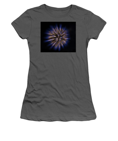 The Seed Of A New Idea Women's T-Shirt (Junior Cut) by Alex Lapidus