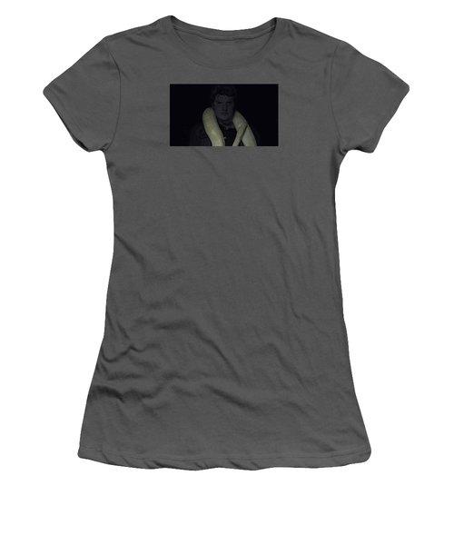 The Serpent Women's T-Shirt (Junior Cut) by Michael Baker