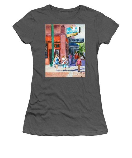 The Shoppers Women's T-Shirt (Junior Cut)