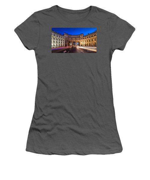 The Three Gates Women's T-Shirt (Junior Cut) by Giuseppe Torre