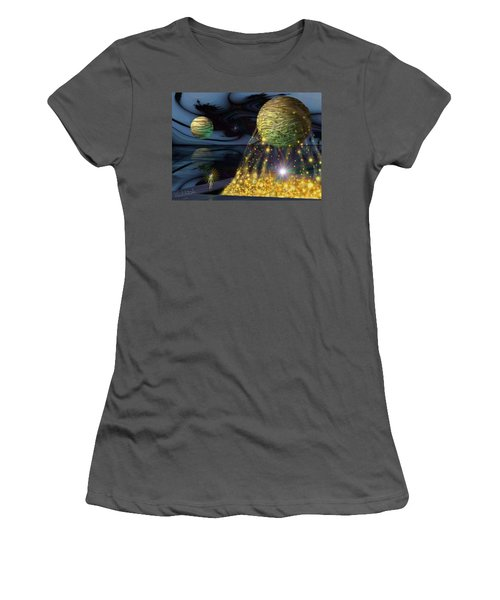 The Tutelary Guardian Women's T-Shirt (Athletic Fit)