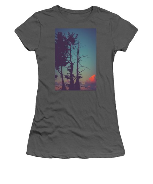 The Vulture Women's T-Shirt (Athletic Fit)
