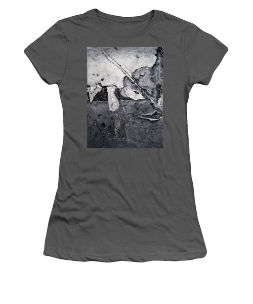 Fractured Women's T-Shirt (Athletic Fit)