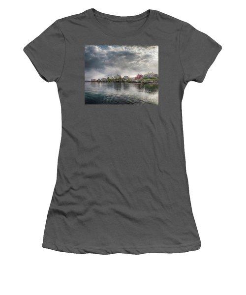The Warf Women's T-Shirt (Junior Cut) by Tom Cameron