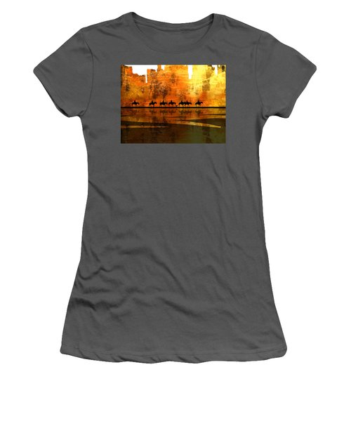 The Weary Journey Women's T-Shirt (Athletic Fit)