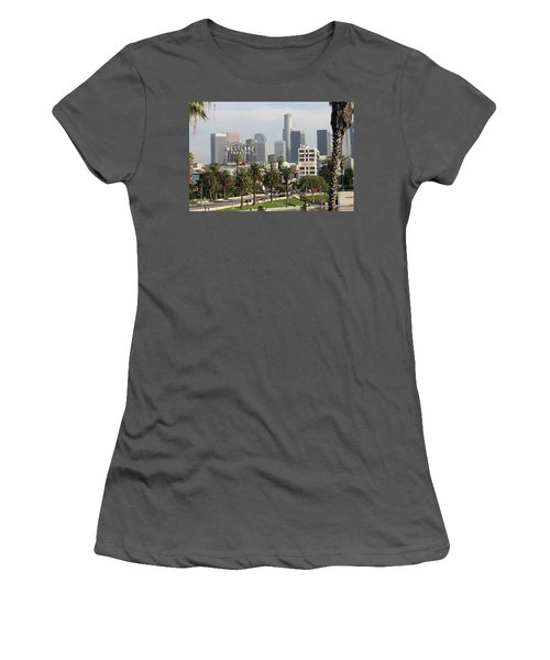 The Westlake Theater Women's T-Shirt (Athletic Fit)