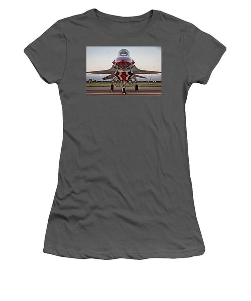 Thunderbird Women's T-Shirt (Athletic Fit)