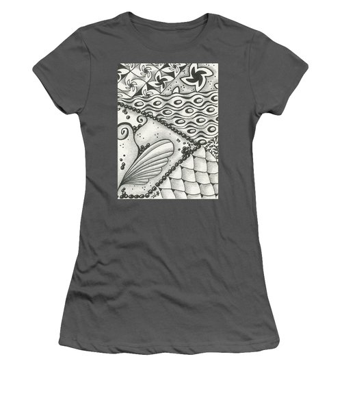Time Marches On Women's T-Shirt (Athletic Fit)