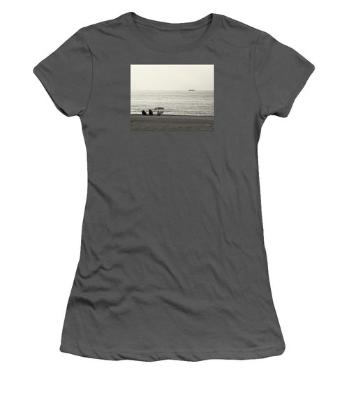 Times Gone By Women's T-Shirt (Junior Cut) by Pedro L Gili
