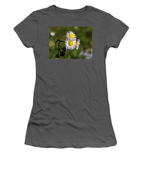 Tiny Little Weed -2- Women's T-Shirt (Athletic Fit)