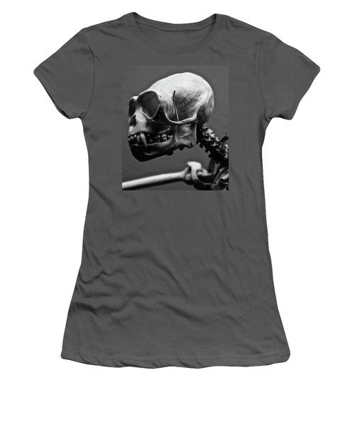 Tiny Vampire Women's T-Shirt (Athletic Fit)