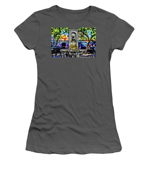 Tipsy Women's T-Shirt (Junior Cut) by Michael Rogers