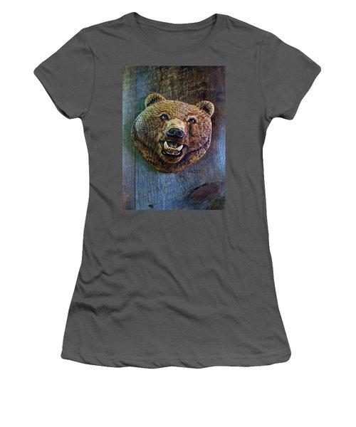 Together Again Women's T-Shirt (Junior Cut) by Ron Haist