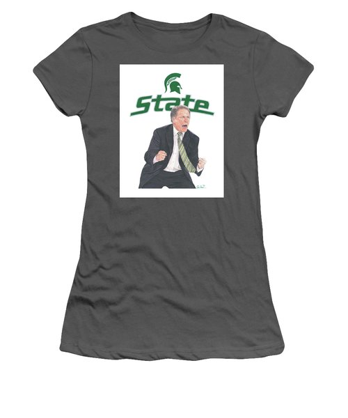Tom Izzo Women's T-Shirt (Athletic Fit)