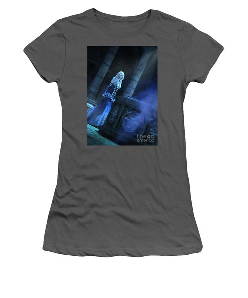 Tomb Of Shadows Women's T-Shirt (Athletic Fit)