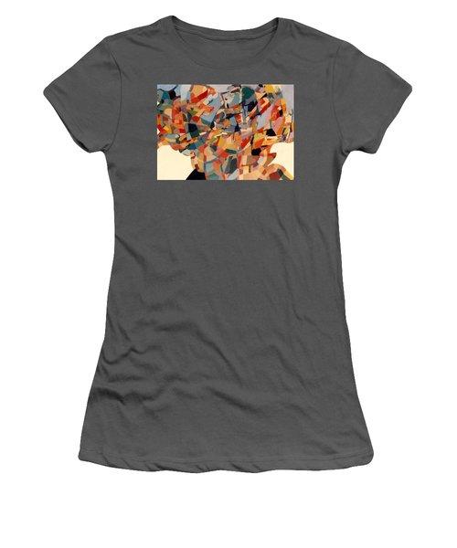 Tornado Women's T-Shirt (Junior Cut) by Bernard Goodman