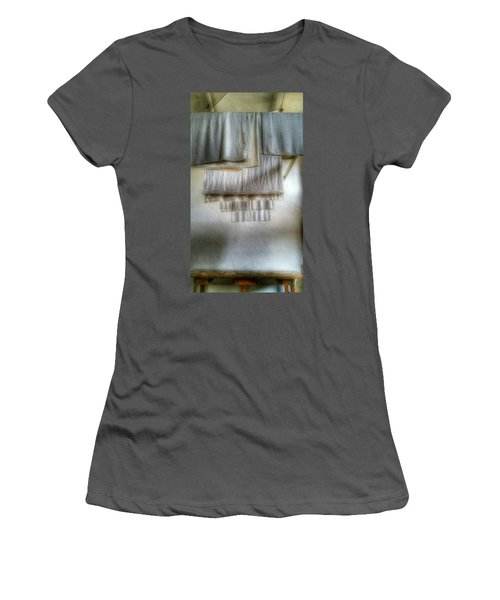 Towels And Sheets Women's T-Shirt (Junior Cut) by Isabella F Abbie Shores FRSA