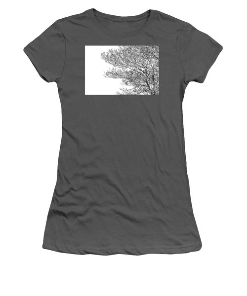Tree No. 7-2 Women's T-Shirt (Athletic Fit)