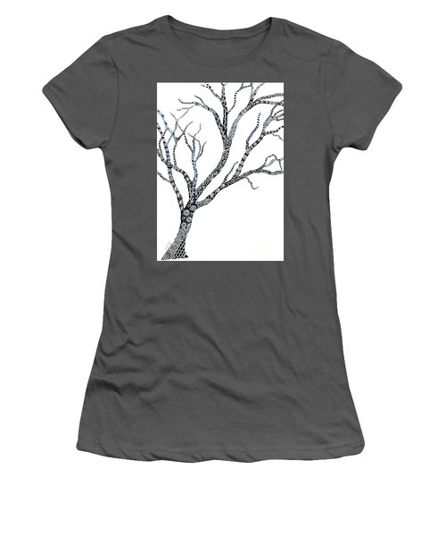 Tree Of Strength Women's T-Shirt (Athletic Fit)