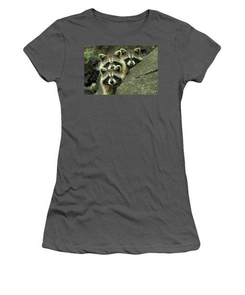 Tres Banditos Women's T-Shirt (Athletic Fit)